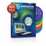 Switched-On Schoolhouse Grade 3 Bible/History-Geography/Language Art/Math & Science Complete 5-Subject Set