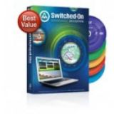 Switched-On Schoolhouse Grade 4 Bible/History-Geography/Language Art/Math & Science Complete 5-Subject Set