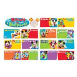 Mickey Mouse Clubhouse Handy Helpers Job Chart Mini Bulletin Board Set