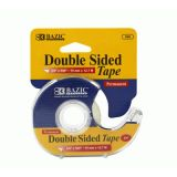 3/4x500 Double Sided Permanent Tape With Dispenser