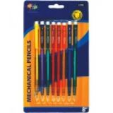 CYBER SPECIAL Mechanical Pencils ~ 8 Pieces Assorted