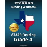 STAAR READING WORKBOOK GR 4