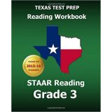 STAAR READING WORKBOOK GR 3