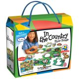 In the Country Floor Puzzle