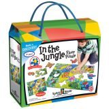 In the Jungle Floor Puzzle