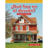 ¿Qué hay en el desván? (What Is in the Attic?) (Spanish Version)