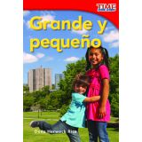 Grande y pequeño (Big and Little) (Spanish Version)