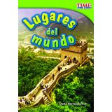 Lugares del mundo (Places Around the World) (Spanish Version)