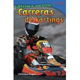 ¡/ltima vuelta! Carreras de kartings (Final Lap! Go-Kart Racing) (Spanish Version)