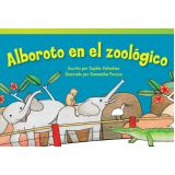 Alboroto en el zoológico (Zoo Hullabaloo) (Spanish Version)