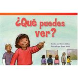 ¿Qué puedes ver? (What Can You See?) (Spanish Version)