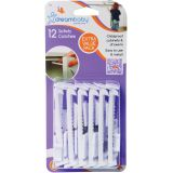 Safety Catches, Pack of 12