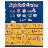 Alphabet Center Pocket Chart (English) 28W x 34H