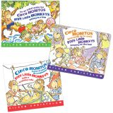 Five Little Monkeys Spanish Book Set