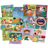Little Birdie Leveled Fiction Readers, Green Readers, 12 Book Set (English)