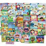 Little Birdie Leveled Fiction Readers, English Set of 36 Leveled Fiction Readers