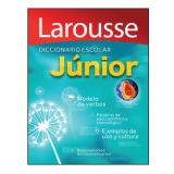 Diccionario Escolar Junior (Junior School Dictionary)