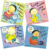 Sign and Sing Along Board Books, Set of 4