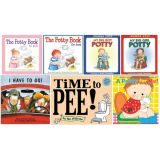 It's Potty Time! Board Books, Set of 7