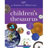 The American Hertiage Children's Thesaurus