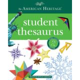The American Hertiage Student Thesaurus