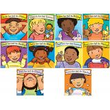 Best Behavior® Board Books, English, Set of 10