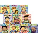 Toddler Tools®Board Books, English, Set of 10
