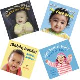 Babies on Board Books, English, Set of 5