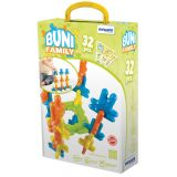 Buni Blocks, Bright colors, 32 pieces
