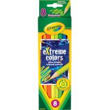 Crayola® eXtreme Colors Colored Pencils, 8 colors