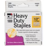 Heavy Duty Staples, 1/2