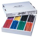 Liqui-Mark® Washable Markers Master Pack, 192 Marker Combo Pack
