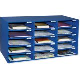 Classroom Keepers® 15-Slot Mail Box