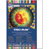 Tru-Ray® Fade-Resistant Construction Paper, 9 x 12, White