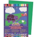 SunWorks® Construction Paper, 9 x 12, Holiday Green