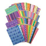Decorative Hues Design Papers™ Value Pack, 192 sheets