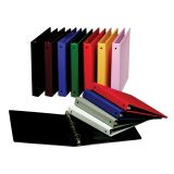 Fashion Color Binder, 1/2 capacity