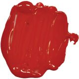 Speedball Block Printing Ink Water Soluble, 75cc 2.5 oz., Red