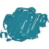 Speedball Block Printing Ink Water Soluble, 75cc 2.5 oz., Turquoise