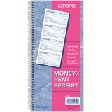 Carbonless Money Receipt Book Spiral Bound