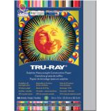 Tru-Ray® Fade-Resistant Construction Paper, 9 x 12, Gray