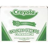 Crayola® Colored Pencil Classpack®, 462 pencils, 14 colors