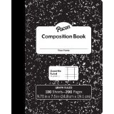 Pacon® Composition Notebook, Quad Rule