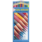 Col-Erase Pencils, 12 colors
