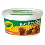 Crayola® Air-Dry Clay, 2 1/2 lbs., Terra Cotta