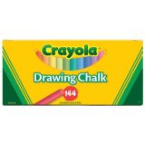 Crayola® Colored Drawing Chalk, 144 colors