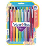 PaperMate® Flair® Point Guard Pens, 16-color Set