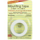 Magic Mounts® Mounting Tape, 1 x 48