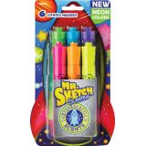 Mr. Sketch® Neon Markers, Chisel Tip