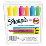 Sharpie® Accent® Tank-Style Highlighters, 6-color set
